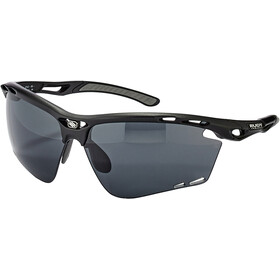 Rudy Project Propulse Okulary, matte black/smoke black